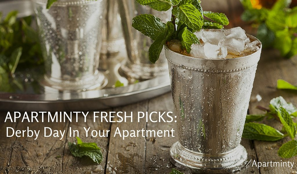 Apartminty Fresh Picks |Hosting A Derby Day Party In Your Apartment