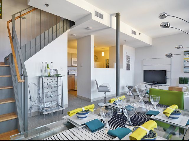 watch-factory-lofts-apartments-waltham-ma-kitchen-stairway