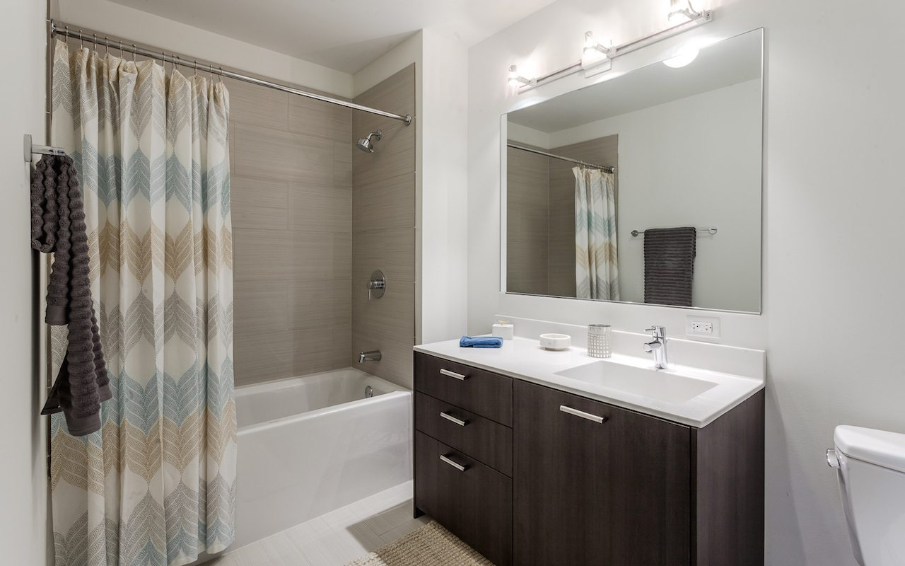 1333-south-wabash-luxury-apartments-south-loop-chicago-il-bathroom © Jorge Gera Photography