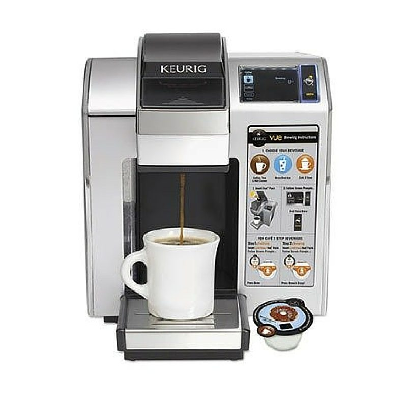 5 Things All Small Kitchens Need | Apartment Living | Keurig VUE Commercial Brewing System
