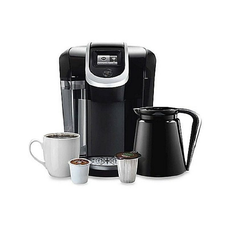 5 Things All Small Kitchens Need | Apartment Living | Keurig Brewing System