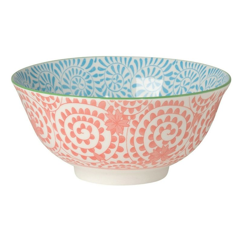 5 Things All Small Kitchens Need | Apartment Living | Anthropologie Akita Stamped Bowls: Set of 6