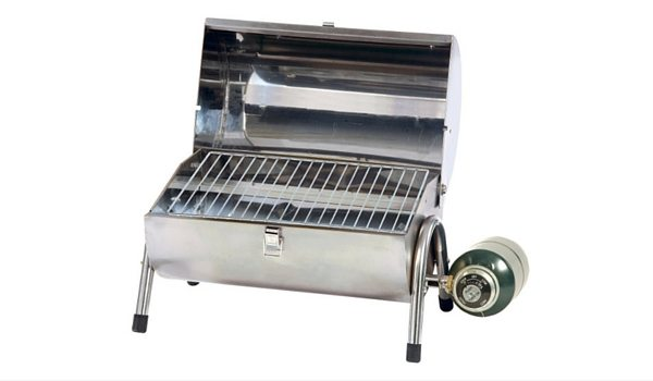 Apartminty Fresh Picks: Picnic Accessories | Stansport Stainless Steel Portable BBQ Grill