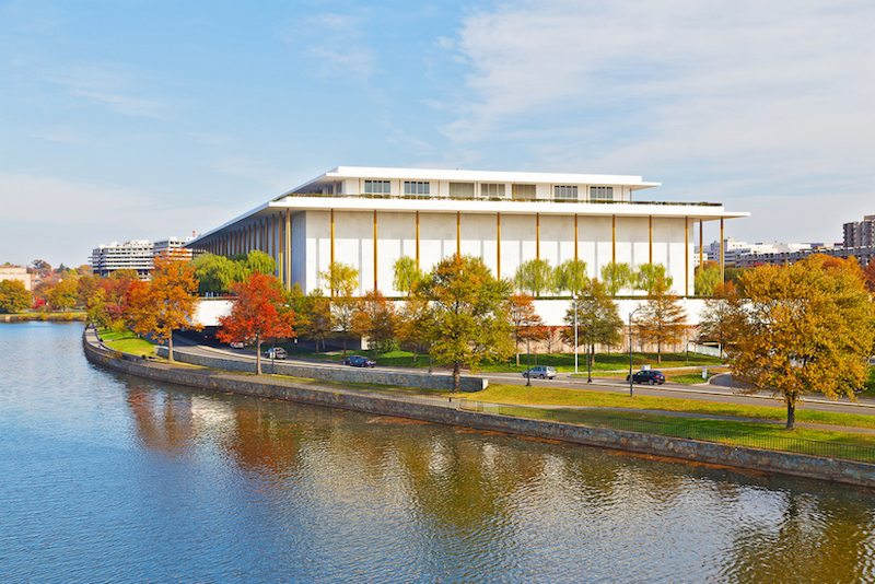 Kennedy Center For The Performing Arts | Luxury Apartments in Foggy Bottom