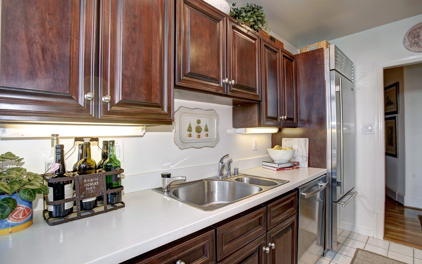 Best Apartment Kitchens in DC | 2401 Pennsylvania Ave Residences | Apartments in Washington, DC