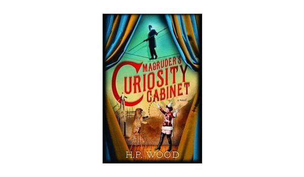 Apartminty Fresh Picks: Easy Breezy Summer Reads | Magruder's Curiosity Cabinet by H.P. Wood