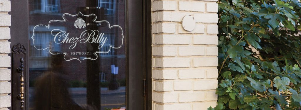 The Swift Petworth | Chez Billy | Move to DC