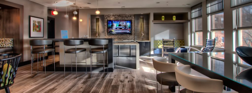 The Swift Petworth | Club Room | Move to DC