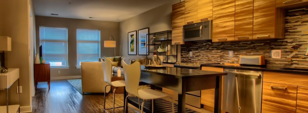 The Swift Petworth | Kitchen | Move to DC