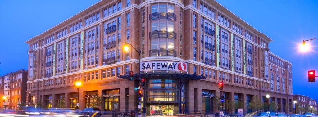 The Swift Petworth | Safeway | Move to DC