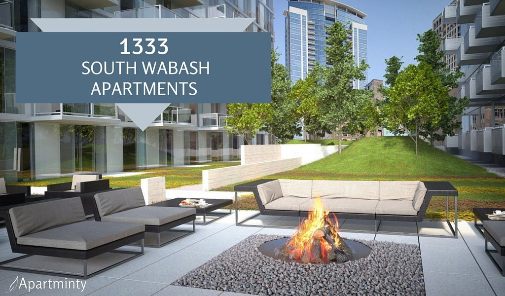 1333 South Wabash Apartments | Brand New Luxury Apartments in South Loop Chicago