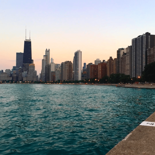 The Instagrammers Guide To Chicago, IL | Photo-Ops in Chicago | North Avenue Beach