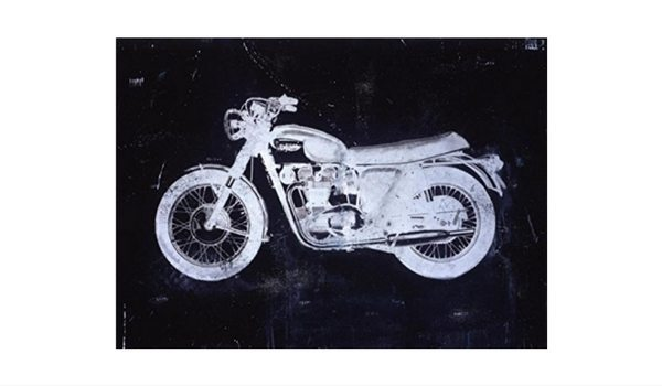 Apartminty Fresh Picks: Art For Your Gallery Wall | Moto White by JB Hall
