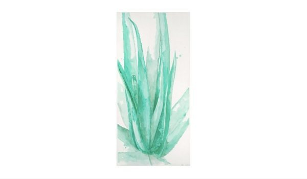 Apartminty Fresh Picks: Art For Your Gallery Wall | Turquois Desert by Allyson Fukushima
