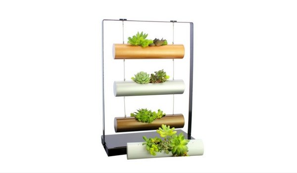 Apartminty Fresh Picks: Herb Garden Essentials For The Apartment Gardener | Living Art Vertical Garden