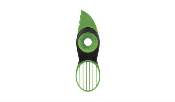 Apartminty Fresh Picks: Kitchen Gadgets Worth The Drawer Space In Your Small Apartment | OXO Good Grips 3-in-1 Avocado Slicer