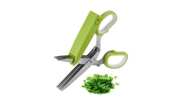 Apartminty Fresh Picks: Kitchen Gadgets Worth The Drawer Space In Your Small Apartment | Herb Scissors