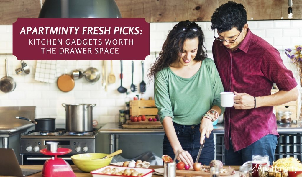 Apartminty Fresh Picks: Kitchen Gadgets Worth The Drawer Space In Your Small Apartment