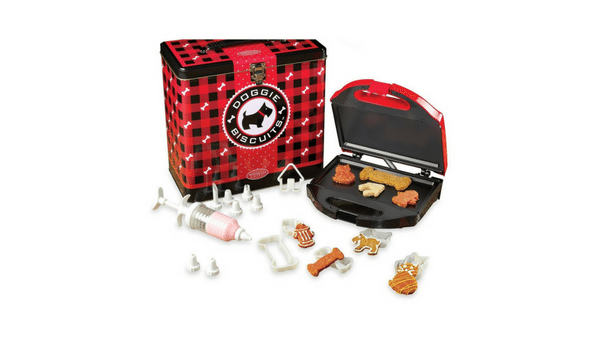 Apartminty Fresh Picks: Pet Products | Nostalgia Electronics Doggie Biscuit Maker Kit