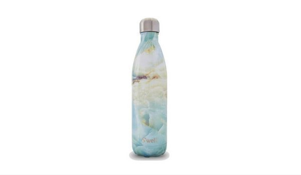 Apartminty Fresh Picks: Summer Roadtrip Essentials | S'well Water Bottle in Opal Marble