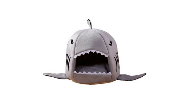Apartminty Fresh Picks: Pet Products | Shark Dog Bed