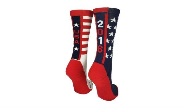 Apartminty Fresh Picks: Summer Olympics Viewing Party | 2016 USA Pride Socks