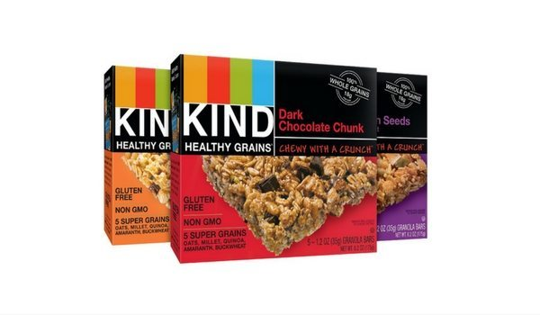Apartminty Fresh Picks: Summer Roadtrip Essentials | KIND Healthy Grains Granola Bar Variety Pack
