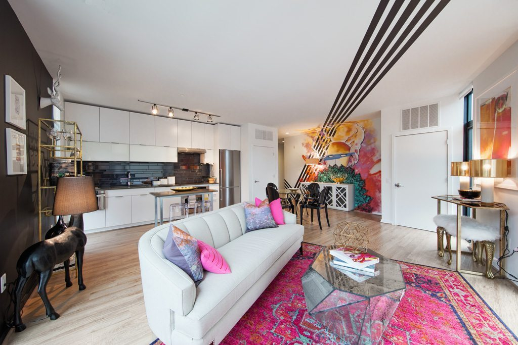 the-shay-apartments-shaw-neighborhood-washington-dc-living-room-and-kitchen