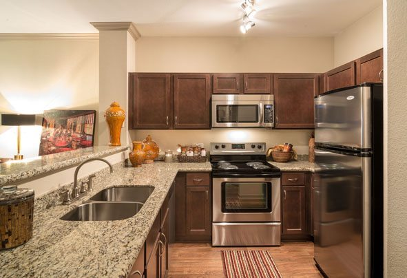 5-camden-midtown-houston-texas-apartments-stainless-steel-appliances-granite-countertops