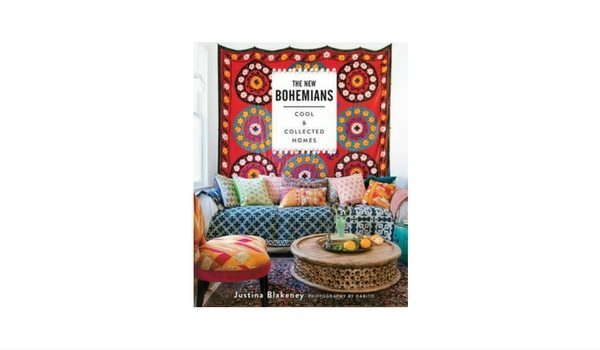 Apartminty Fresh Picks: Bohemian Chic Decor | The New Bohemians: Cool and Collected Homes Book By Justina Blakeney