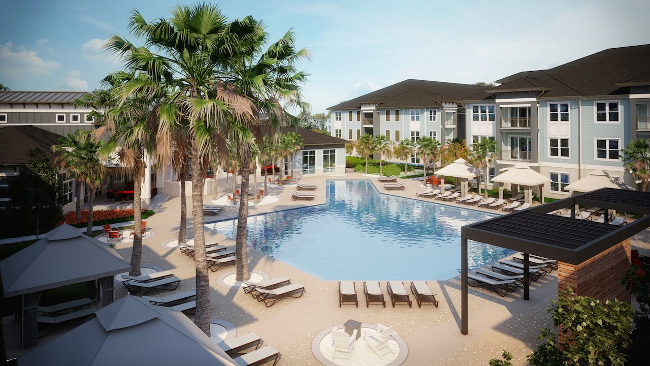 Aria At Millenia Apartments | Orlando, FL | Best Apartment Pools