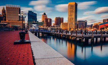 The Instagrammers Guide To Baltimore's Best Photo-Ops