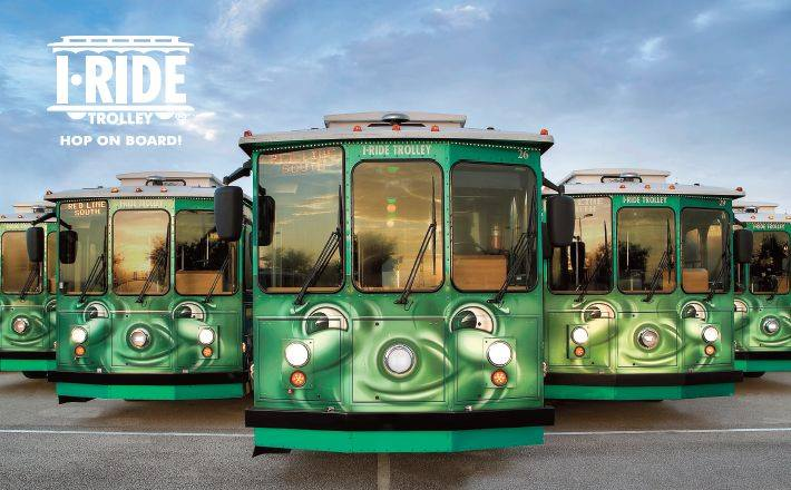 I Ride Trolley | What To Do In Orlando, FL