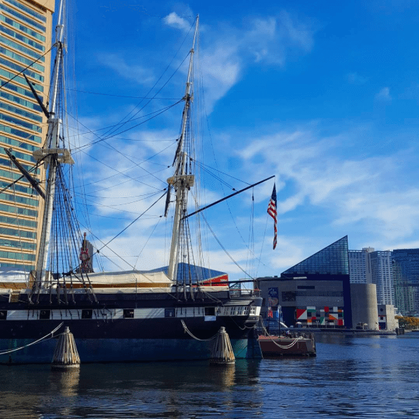Downtown Baltimore | Baltimore's Most Walkable Neighborhoods | Apartment Hunting