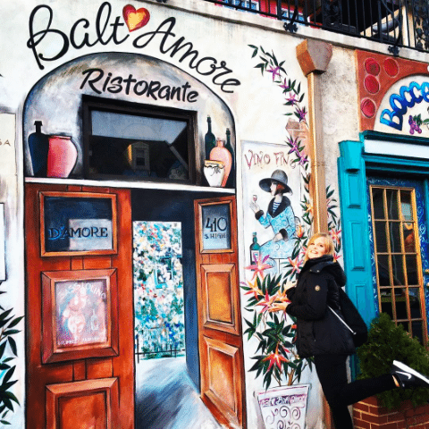 Little Italy | Baltimore's Most Walkable Neighborhoods | Apartment Hunting