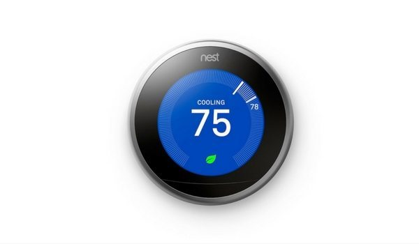 Apartminty Fresh Picks: The High-Tech Home | Nest Learning Thermostat