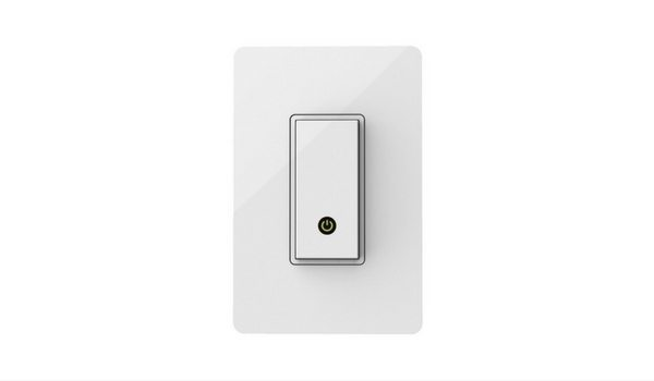 Apartminty Fresh Picks: The High-Tech Home | Wemo Wi-Fi Enabled Light Switch