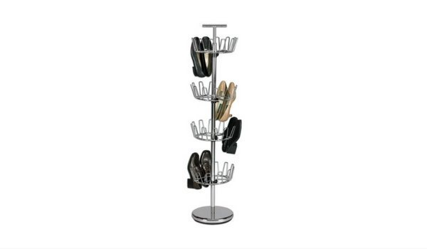 Apartminty Fresh Picks: Shoe Storage Organization For Your Apartment | 4 Tier Shoe Tree