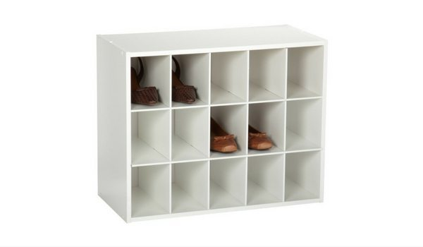 Apartminty Fresh Picks: Shoe Storage Organization For Your Apartment | Stackable Storage Cubes