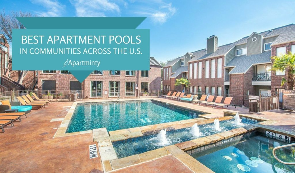 Best Apartment Community Pools Across The US