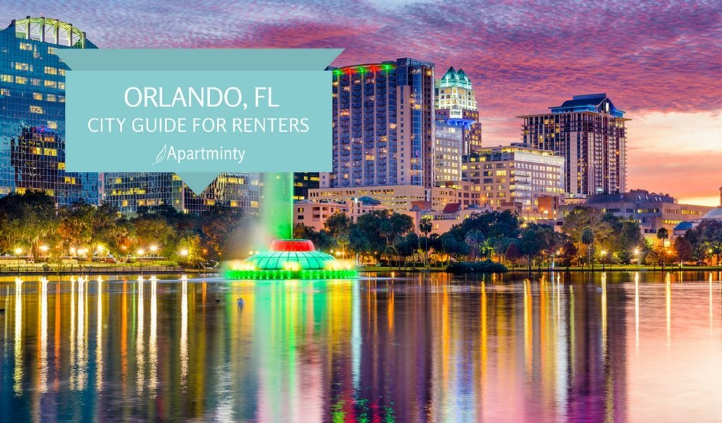 Orlando City Guide: Renter's Guide To Where To Eat, Drink and Live in Orlando