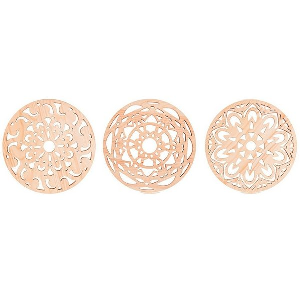 Apartminty Fresh Picks | Hosting Thanksgiving Dinner In Your Apartment | Decorative Pine Trivets For Serving Hot Dishes