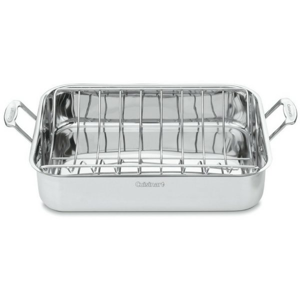 Apartminty Fresh Picks | Hosting Thanksgiving In Your Apartment | Classic Turkey Roasting Pan With Tray
