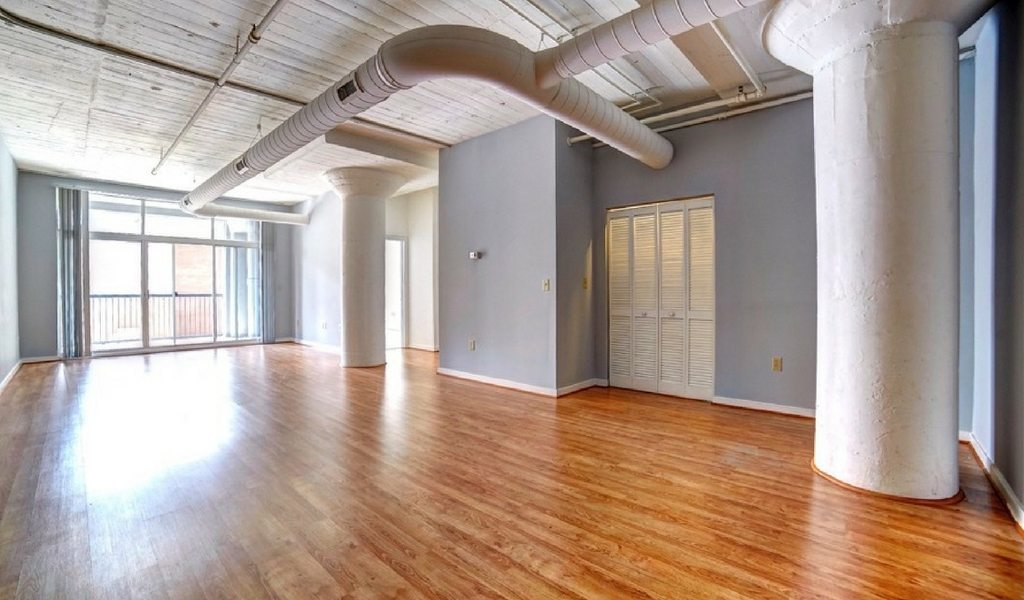 Can't-Miss Limited-Time Offer On These Converted Baltimore Apartments