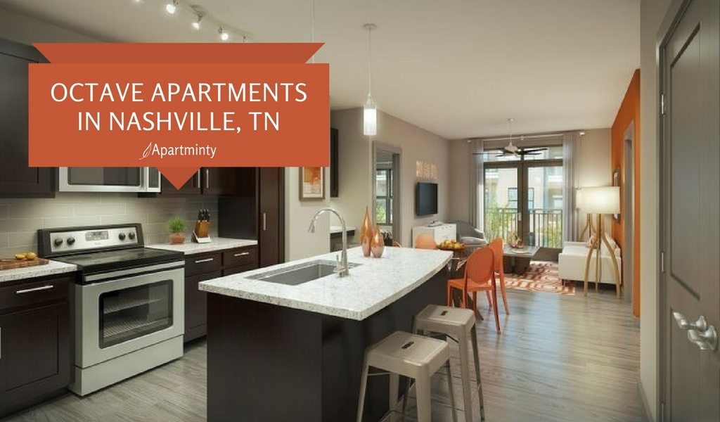Octave Apartments in Nashville, TN | Apartment Hunting In Nashville