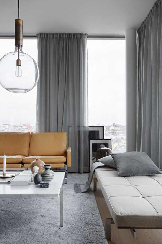 New Year, Same Apartment: Refresh Your Apartment For The New Year | New Curtains