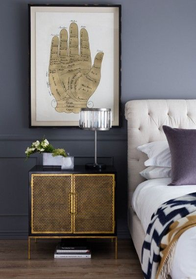 New Year, Same Apartment: Refresh Your Apartment For The New Year | Bedside Table