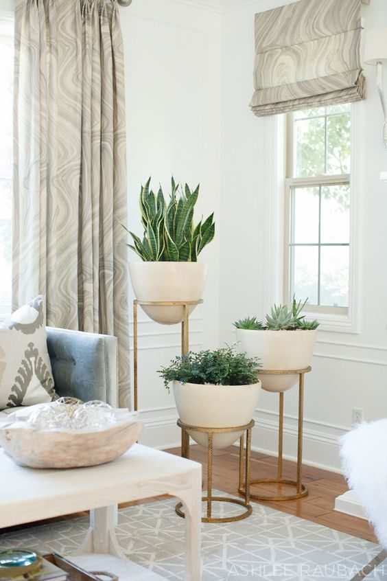 New Year, Same Apartment: Refresh Your Apartment For The New Year |Decorating With Indoor Plants