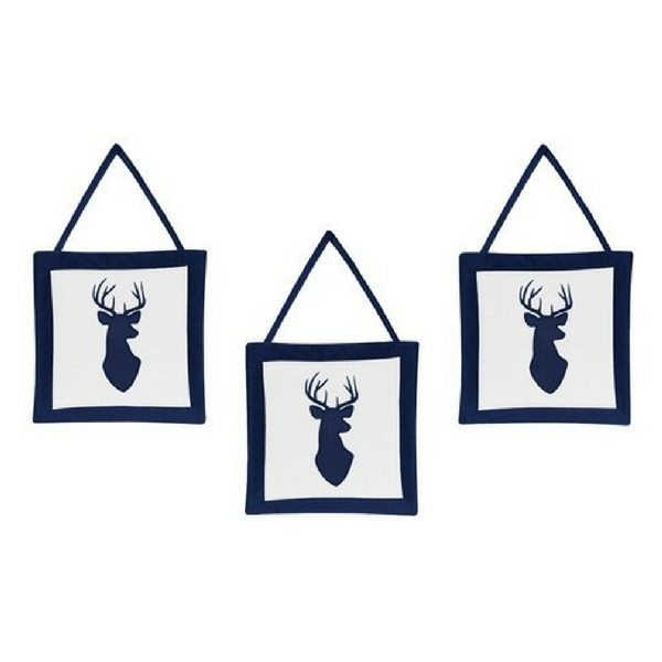 Apartminty Fresh Picks | Woodland Deer Wall Hangings | Apartment Decor