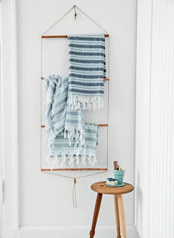 New Year, Same Apartment: Refresh Your Apartment For The New Year | Treat Yourself To Fun New Bath Towels